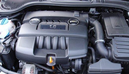 Двигатель Шкода Октавия 1.6 MPI