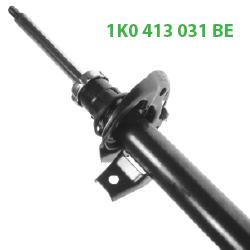 1K0413031BE амортизатор без ППД Шкода Октавия а5