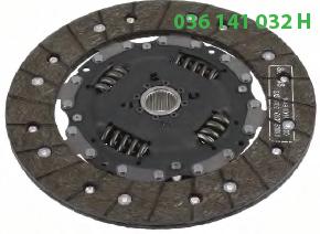 036141032H диск сцепления Октавия А5