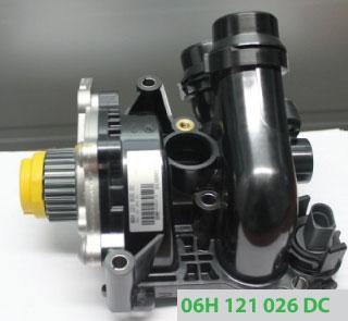 06H121026DC помпа с термостатом