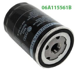 06A115561B масленный фильтр шкода октавия а5 фото