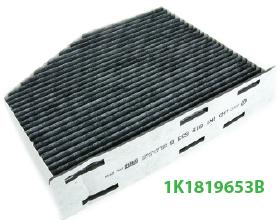 1K1819653B салонный фильтр Skoda octavia a5