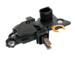 Регулятор напряжения и щетки генератора BoschF 00M A45 300