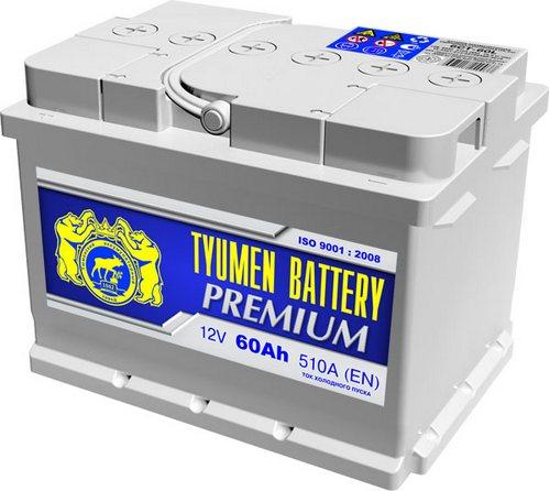 аккумулятор для Октавии Tyumen Battery Premium