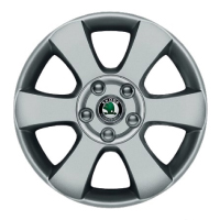 диски Lyra 6,5 x 16 ET 50 на Octavia A5