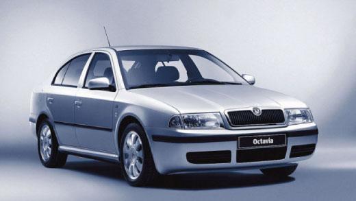 рестайлинг Шкода Октавия А3 1U (2000 — 2004)г.в.