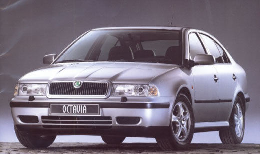 Шкода Октавия А3 1U (1996 — 2000)г.в.