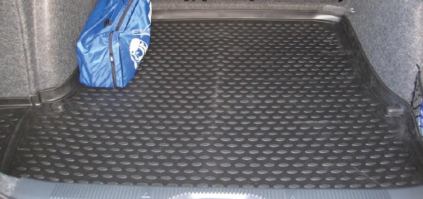 коврик в багажник для Skoda Octavia a5