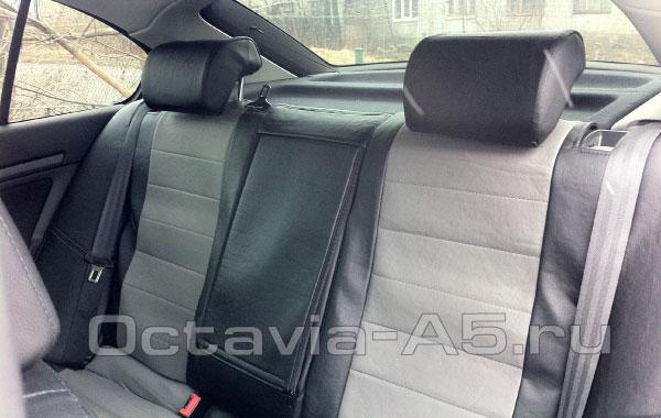 чехлы на сидения Skoda Octavia a5