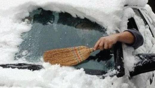 зимний комплект для авто