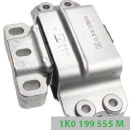 1K0199555M опора мкп шкода октавия а5