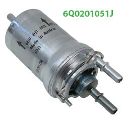 6Q0201051J топливный фильтр Skoda octavia a5
