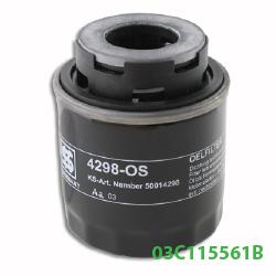 03C115561B масленный фильтр Octavia a5 1.4