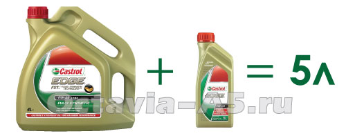 Моторное масло Шкода Октавия а5