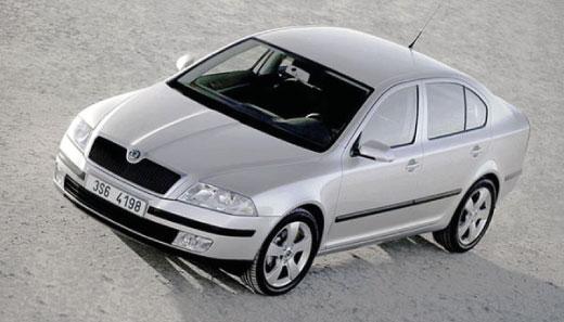 2-е поколение Шкода Октавия А5 1Z (2004 — 2008)г.в.