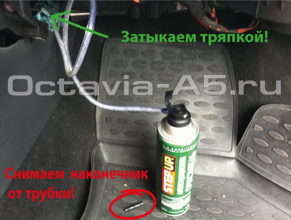 как почистить испаритель кондиционера