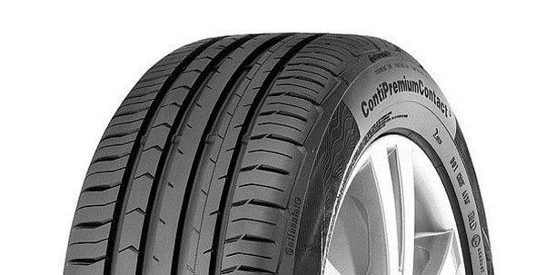Летние шины на Шкоду Октавия А5 Continental - ContiPremiumContact5